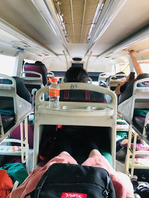 futabus座位