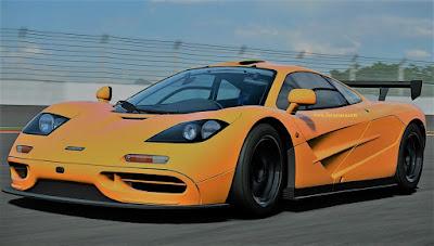 McLaren F1 mobil termahal
