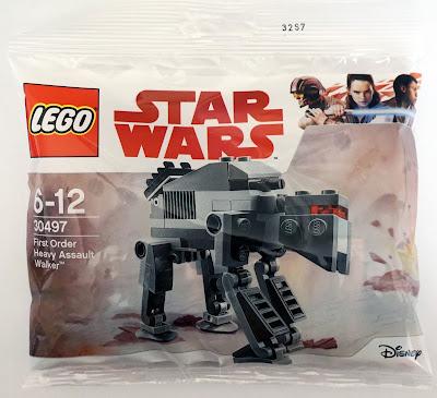 First Order Heavy Assault Walker [30497]