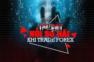 Sợ hãi khi giao dịch Forex