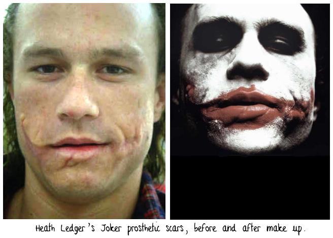 Make Up In Film: The Joker