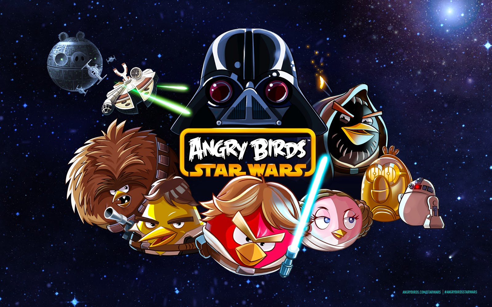 In this version of Angry Birds Star Wars II PC game you have to destroy different targets. Following are the main features of Angry Birds Star Wars II that you will be able to experience after the Click on the below button to start Angry Birds Star Wars II Free Download. It is full and complete game.