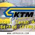 Jawatan Kosong di Keretapi Tanah Melayu Berhad (KTMB) - 8 Mei 2018
