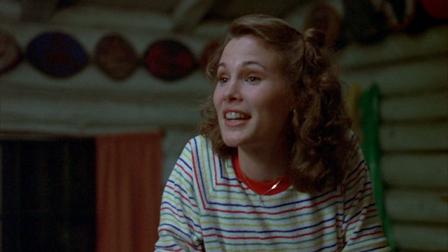 Laurie Bartram as Brenda in FRIDAY THE 13TH (1980)