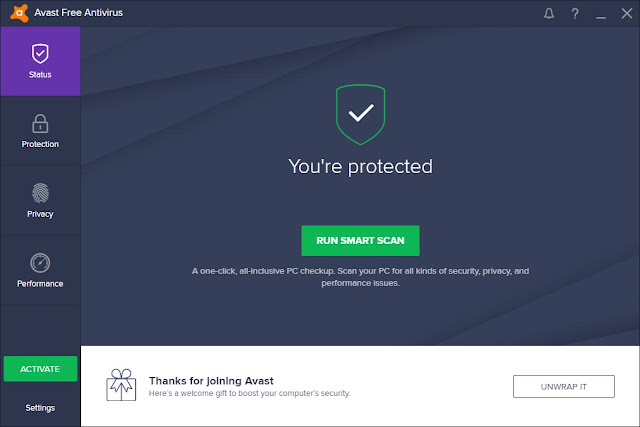 Avast software full version