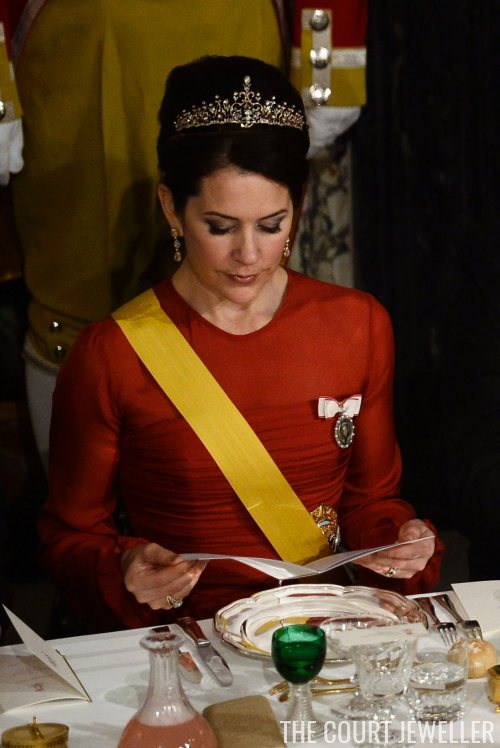State Visit Jewels: Mexican Visit to Denmark