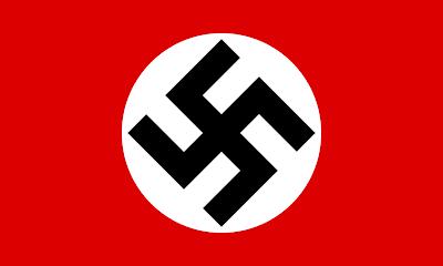 Todo mundo que eu não gosto é nazista