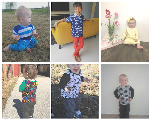 Primary Tee & Dress PDF Pattern Release