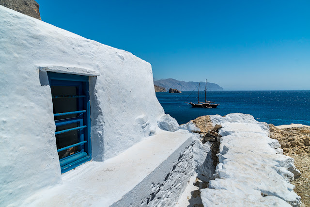 Agia Anna-Amorgos-Cyclades