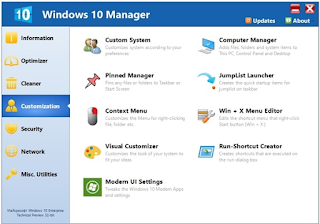 Windows 10 Manager 2.2.1 Full Version