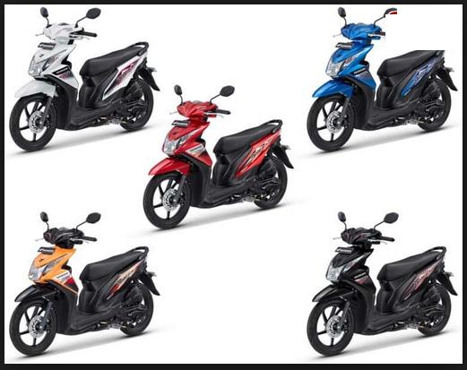 Daftar Harga Motor Honda Beat Baru Dan Bekas 2020 Modifikasi Bengkel