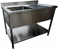 Daftar Harga Tempat Cuci Piring Restoran Stainless Steel Terbaru
