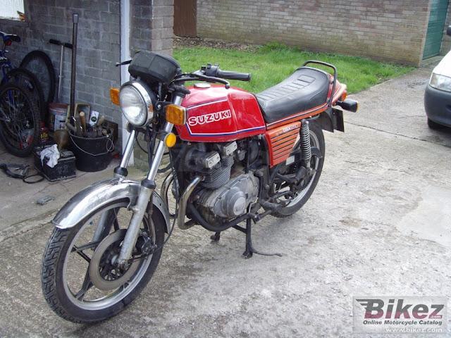 Vài gợi ý cho Suzuki GSX250 độ Cafe Racer kết hợp Brat Stlye