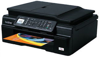 Brother MFC-J460DW printer drivers download and Install