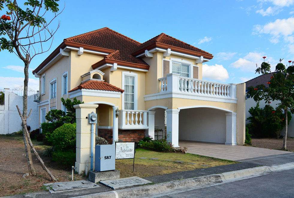 Versailles alabang adelaide luxury house and lot for for Adelaide house