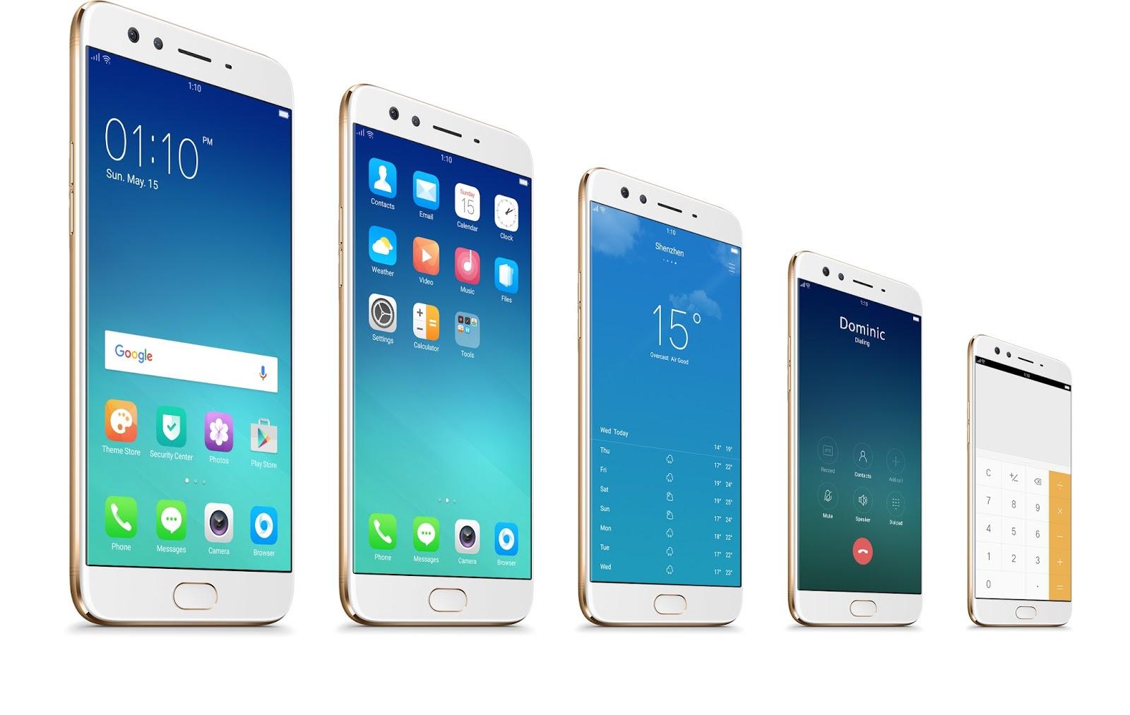 سعر ومواصفات Oppo F3 Plus الجديد بالصور