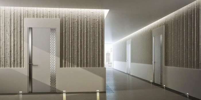 structure of 3D decorative wall panels from BAMBOO