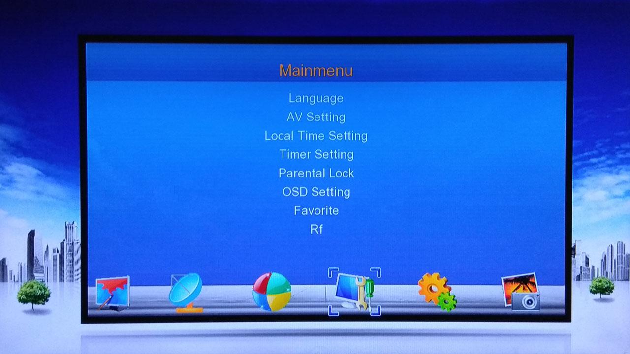 Cara Upgrade Receiver LGsat Sky HD Software Star Track