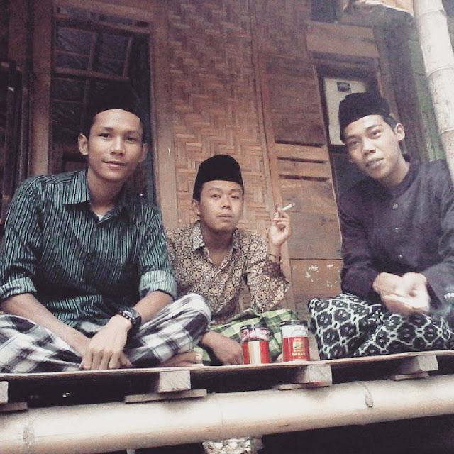 Rahasia Kegantengan Kang santri salafi sudah tahu belum?