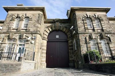 Swansea prison, Wales