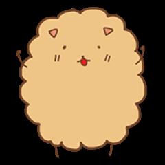 Pomeranian's Pome-chan sticker