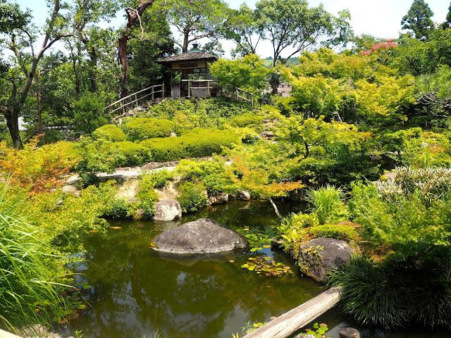 Yoshiki-en Garden, Nara, Kansai, Japan