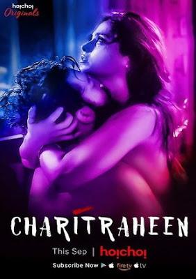 Poster Charitraheen 2018 Episode Hindi HD 720p