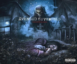ericemporium music review nightmare by avenged sevenfold. Black Bedroom Furniture Sets. Home Design Ideas