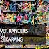 Seri Power Rangers Dari Dulu Hingga Sekarang