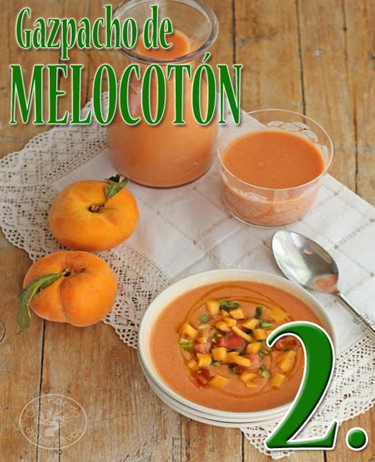 Gazpacho de melon