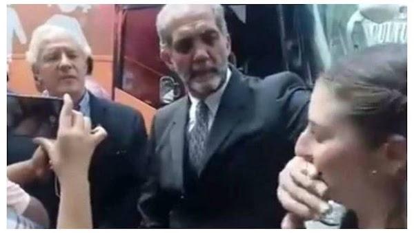 Expulsa Frente Nacional por la Familia a Juan Dabdoub, por agredir a una mujer