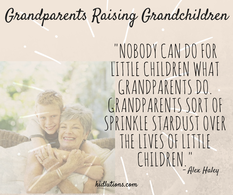 Grandparents Raising Grandchildren: Resources That Help