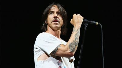 Red Hot Chili Peppers' Anthony Kiedis Rushed to Hospital