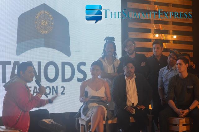 Jun Sabayton and the gang of Tanods Season 2