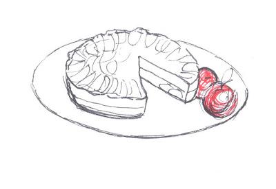 Эвелина Васильева. Яблочный пирог