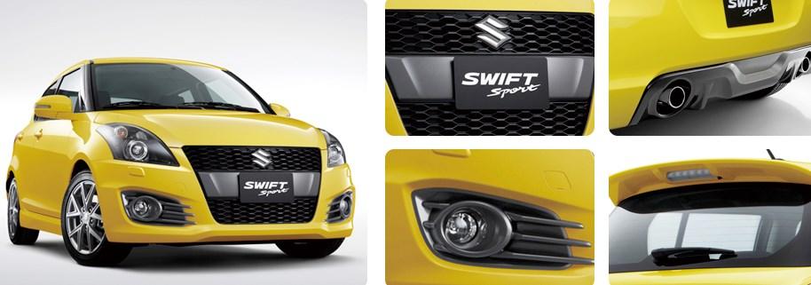 Suzuki Swift Sport Specifications Review 2017 | Top Gear Gallery