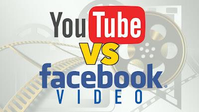 اليوتيوب افضل من الفيس بوك, بالنسبة للفديوهات او الفيسبوك افضل من اليوتيوب