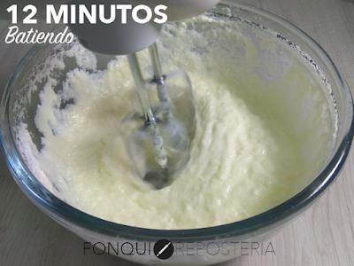 Cómo hacer mantequilla casera FonQui repostería