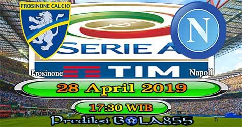 Prediksi Bola855 Frosinone vs Napoli 28 April 2019