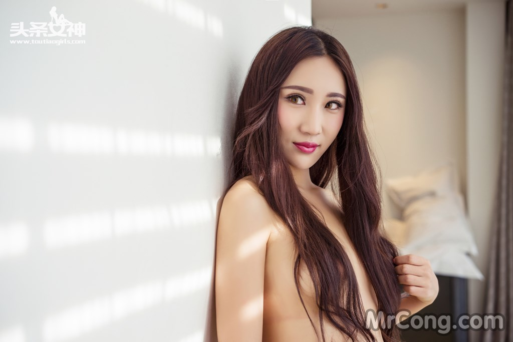 TouTiao 2016-06-21: Người mẫu Su Zi Qi (苏子琪) (43 ảnh)