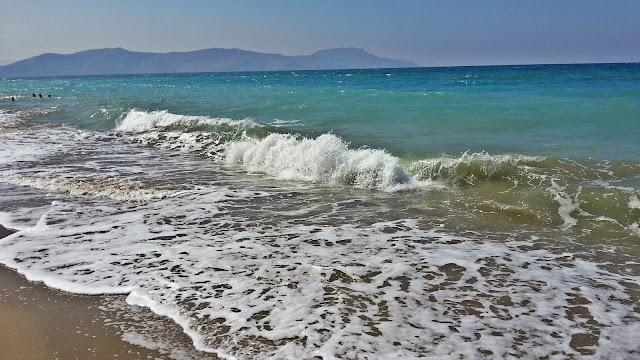 turkusowe morze Grecja wyspy Kreta