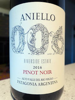 Aniello 006 Riverside Estate Pinot Noir 2016 (89 pts)