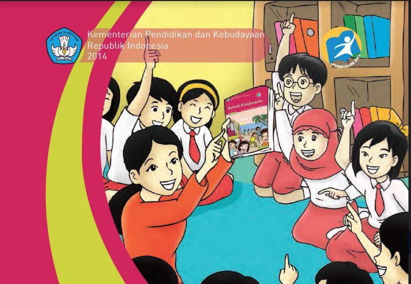 Download Buku Tematik Kurikulum 2013 Buku Guru  SD/MI Kelas 2 Tema 2 Bermain Di Lingkunganku Edisi Revisi Format PDF