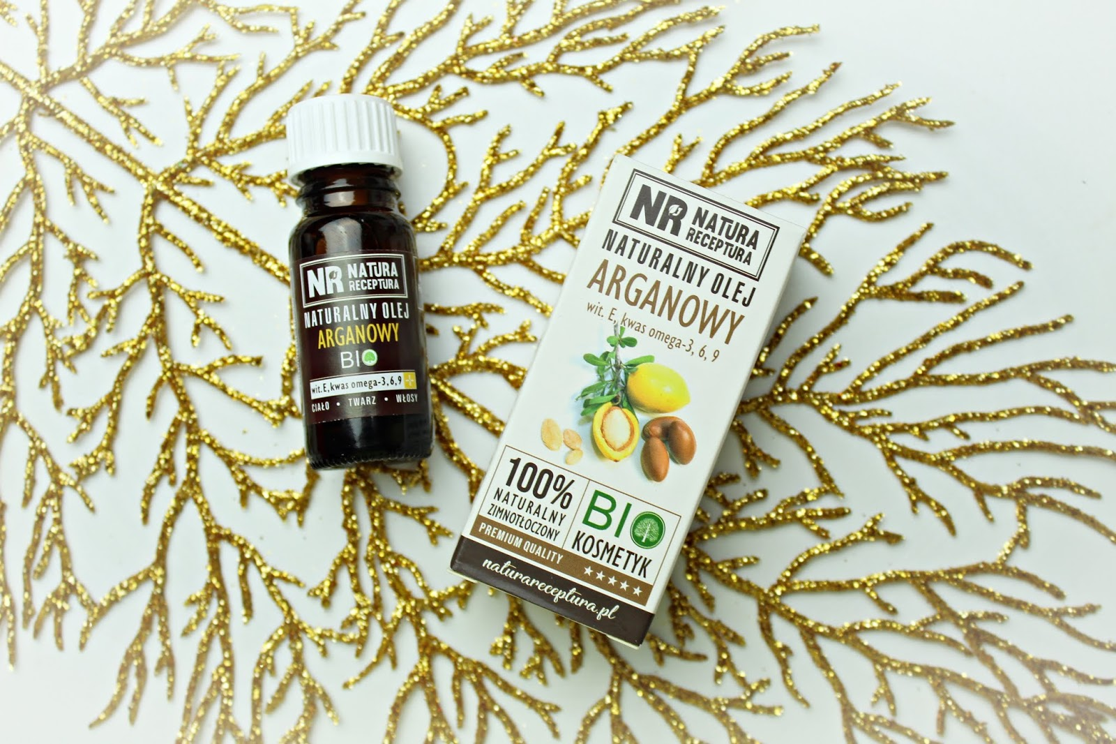 Natura Receptura naturalny olejek