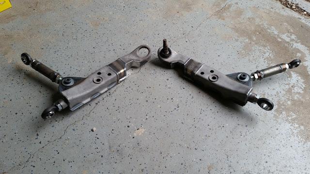 Technick Slide: Technick Slide S13 Steering Angle Kit