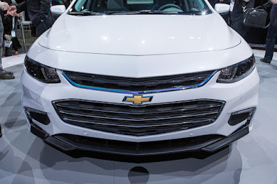 Exclusive 2016 Chevrolet Cruze Facelift front bumper look Hd Image