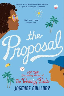The Proposal, (The Wedding Date #2), Jasmine Guillory, InToriLex