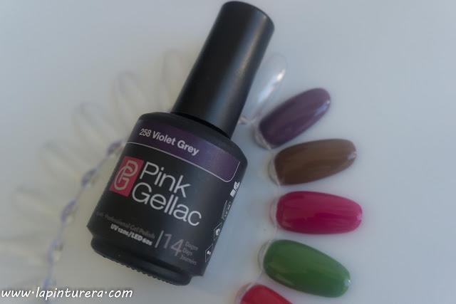 tono violet grey