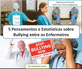 5 Pensamentos e Estatísticas sobre Bullying entre os Enfermeiros