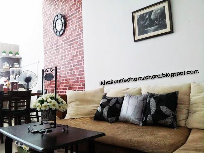 Panduan untuk kediaman idaman panduan cara cara memasang - Cara pasang wallpaper ...